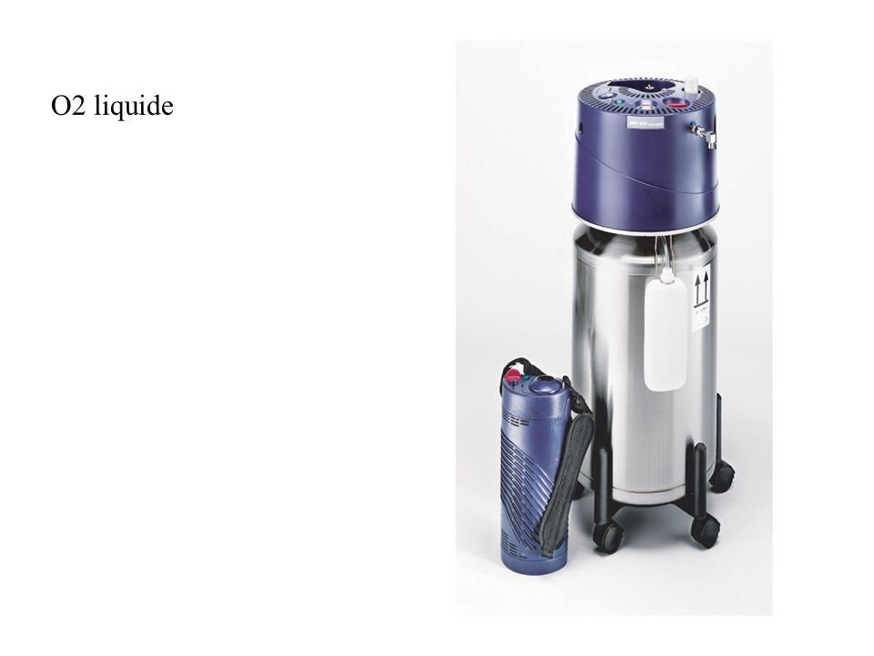 O2 liquide