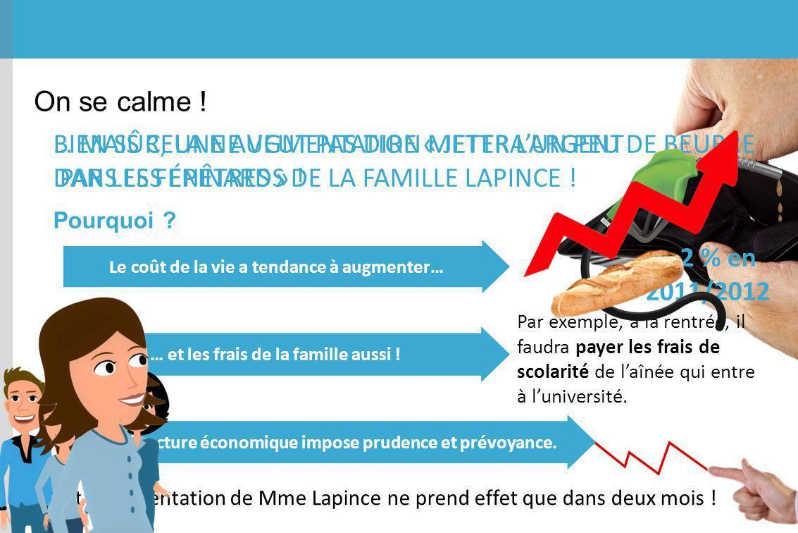 APPARTENANCE À UN GROUPE SOCIAL Quelle est la situation économique de la famille .