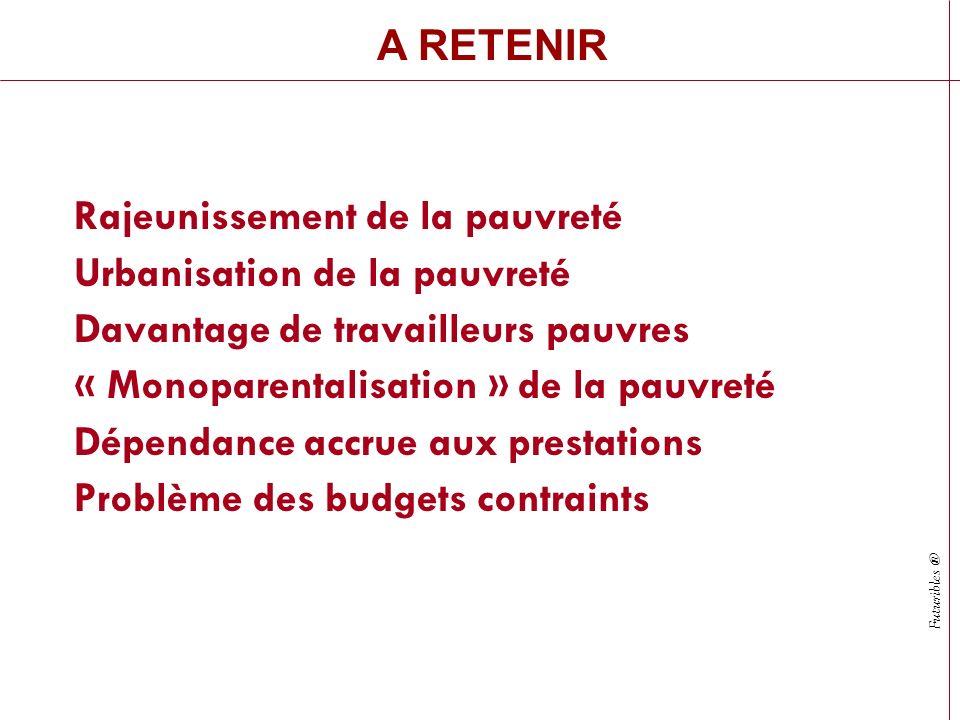 Futuribles ® Les classes moyennes : un ensemble flou Que disent les Français .