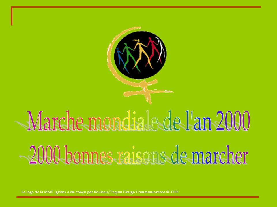 Le logo de la MMF (globe) a été conçu par Rouleau/Paquin Design Communications © 1998