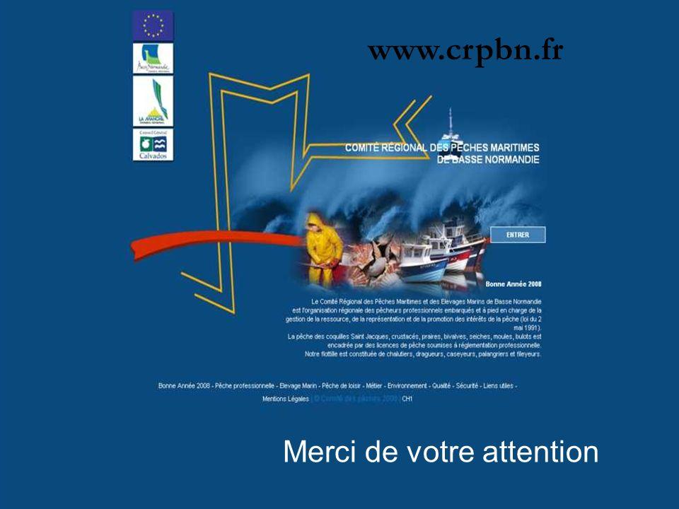www.crpbn.fr Merci de votre attention