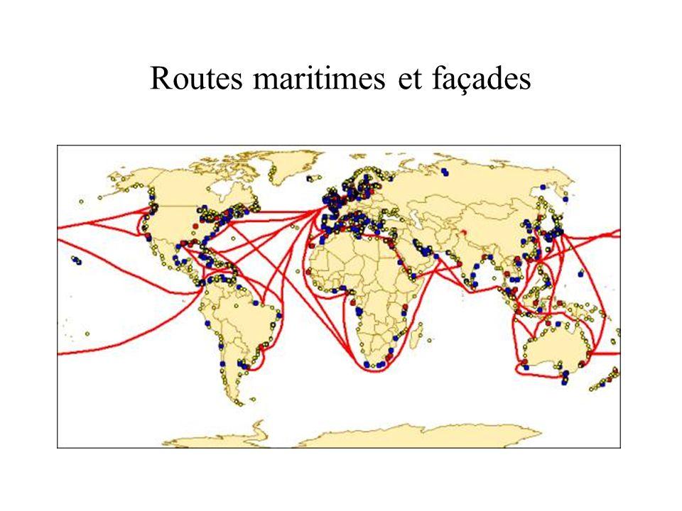 Les routes du pétrole