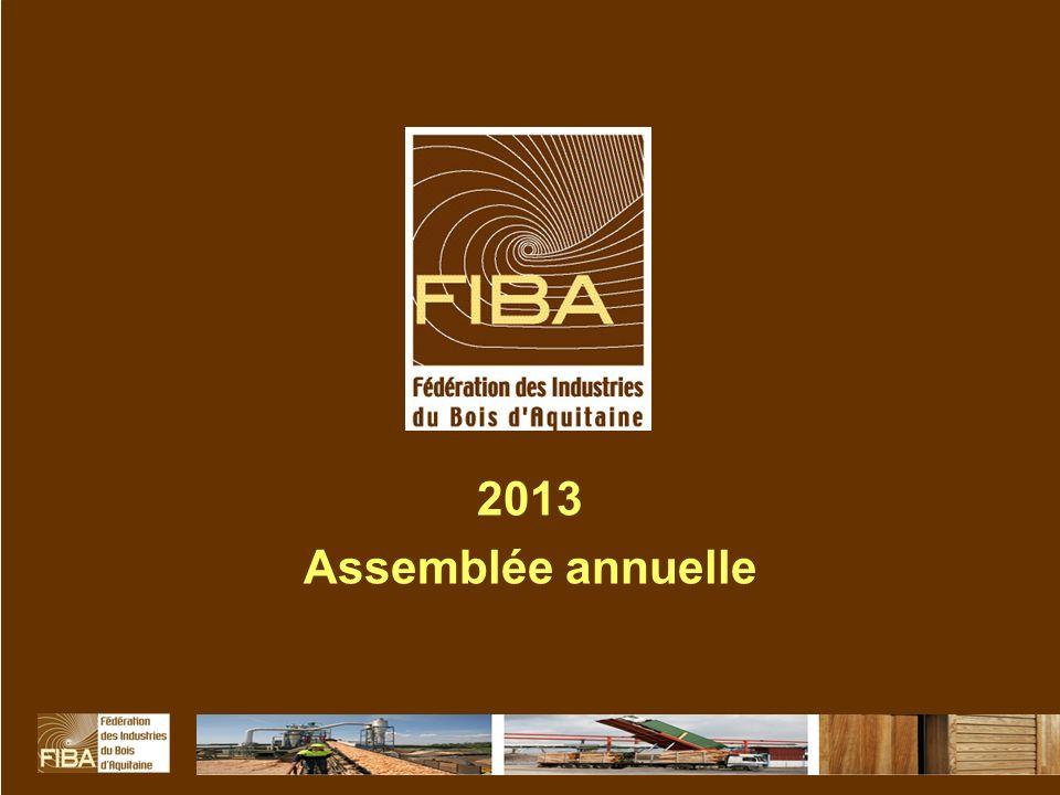 2013 Assemblée annuelle