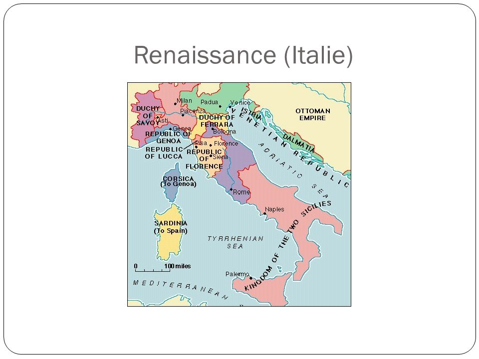 Renaissance (Italie)