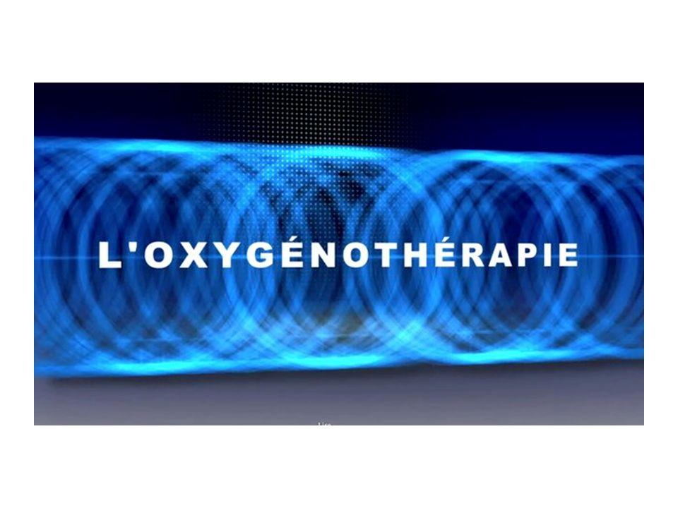 1.Oxygénothérapie : pour quels patients Patients ayant une insuffisance respiratoire.