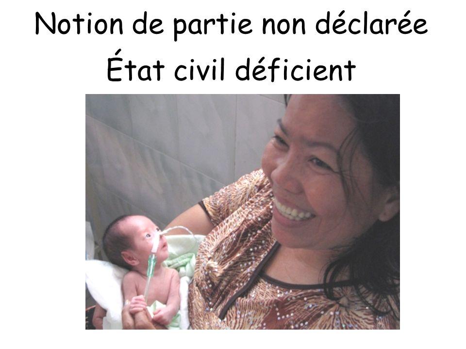 4,4 millions de morts néonatales 3 millions la première semaine 2 millions le premier jour 99 % dans les pays pauvres contre 1 % dans les pays riches Pour un nouveau-né, 30 fois plus de risque de mourir dans un pays en voie de développement, la 1ère semaine de vie