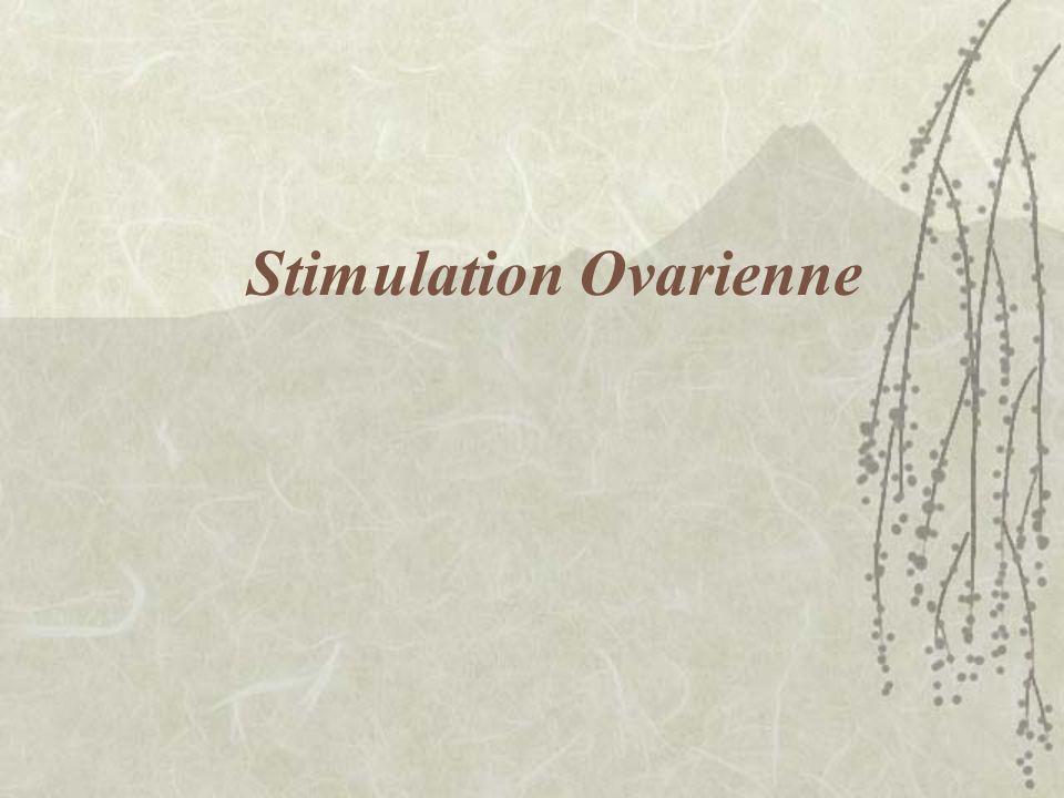 Stimulation Ovarienne