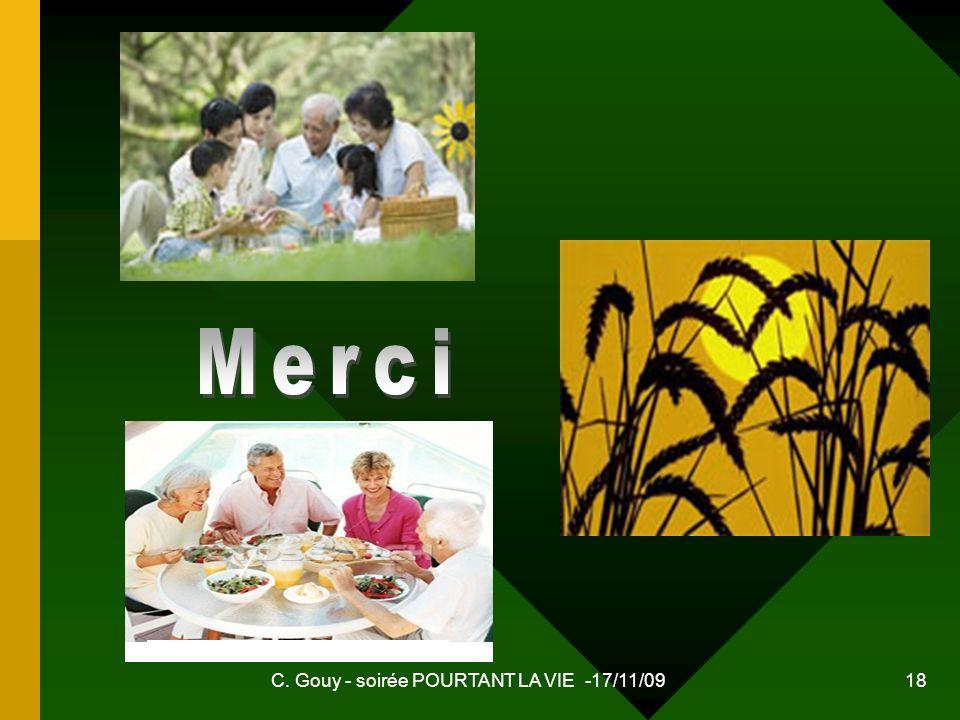 C. Gouy - soirée POURTANT LA VIE -17/11/09 18