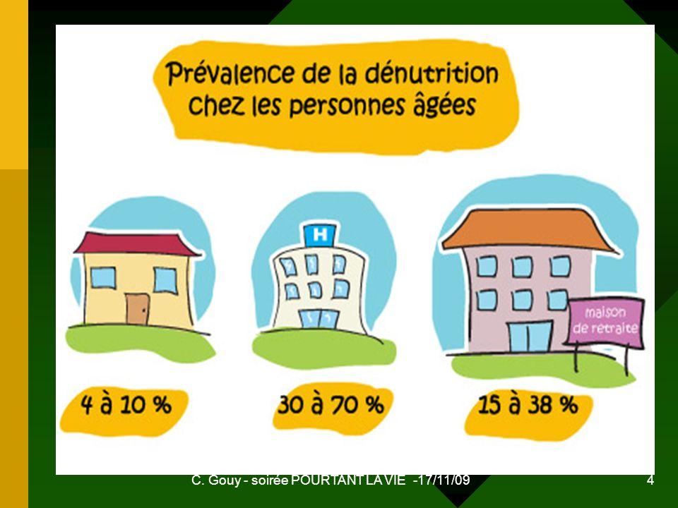C. Gouy - soirée POURTANT LA VIE -17/11/09 4