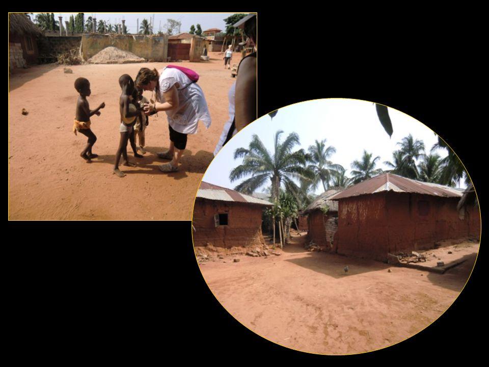 Le village d Ouassa-Tokpa est celui qui borde la résidence.