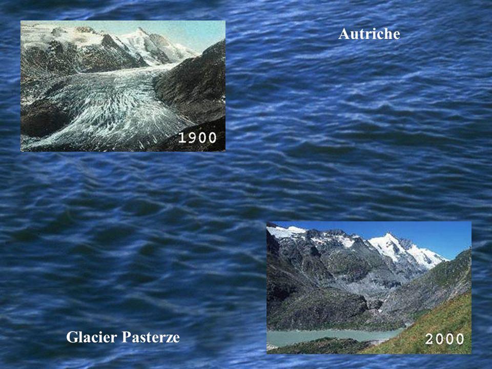 Autriche Glacier Pasterze