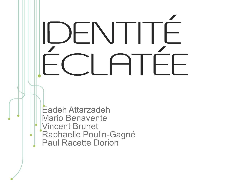 Eadeh Attarzadeh Mario Benavente Vincent Brunet Raphaelle Poulin-Gagné Paul Racette Dorion