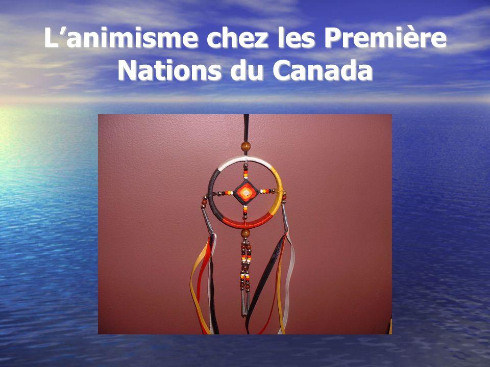 Lanimisme chez les Première Nations du Canada