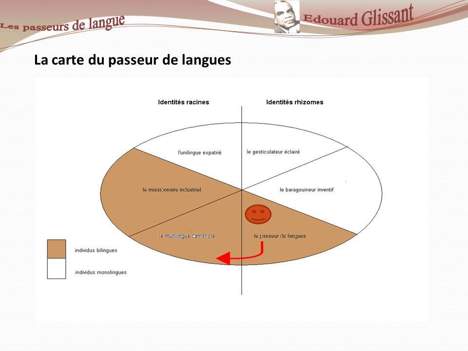 La carte du passeur de langues