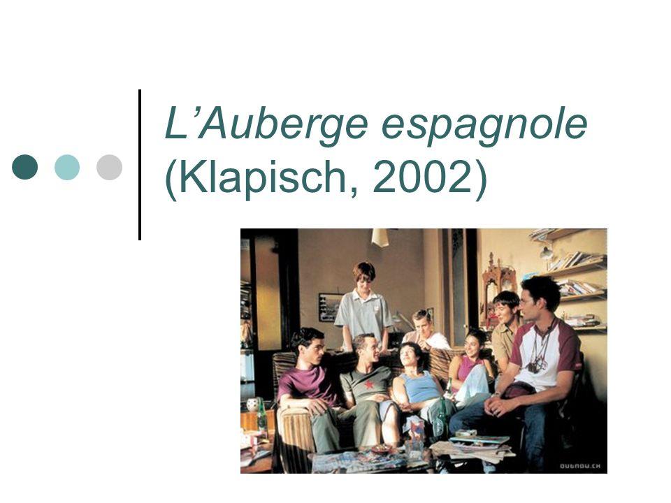 LAuberge espagnole (Klapisch, 2002)