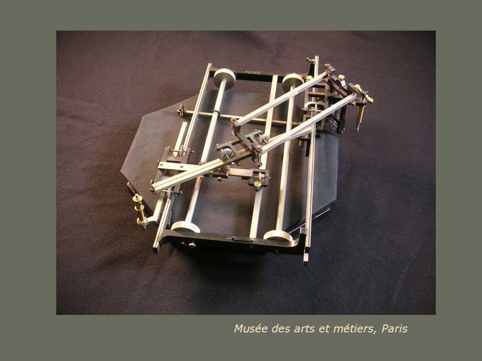 Lappareil de Platon Musée des arts et métiers, Paris