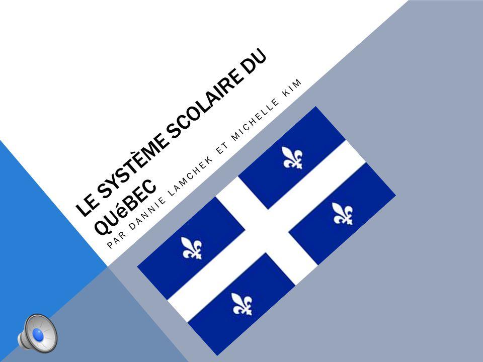 LE VOCABULAIRE Lassiduité (f.)- la présence à lécole Gerer- administrer Hausser- augmenter La solidarité- comment on soutien quelque chose Projeté (adj)- quand on envisage quelque chose dans lavenir Études collégiales – pour gagner le DCS (Diplôme détudes collégiales), un diplôme unique au Québec Le néolibéralisme- une philosophie politique qui ne soutient pas lintervention de lÉtat dans léconomie et dans la société