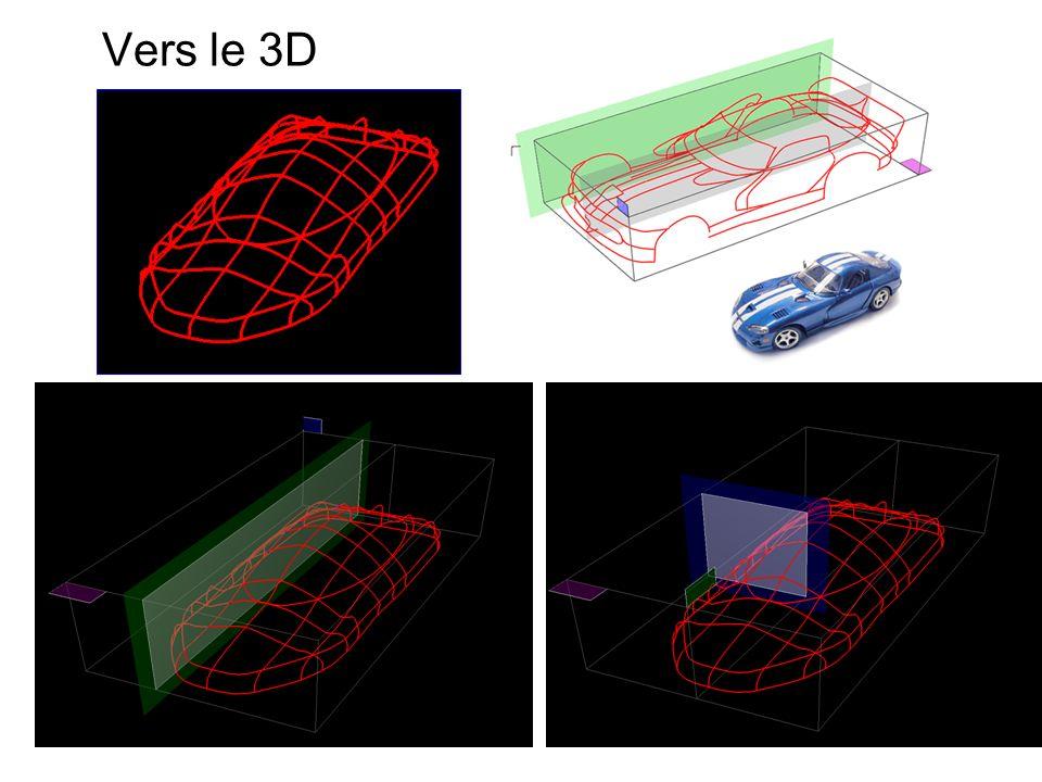 Vers le 3D