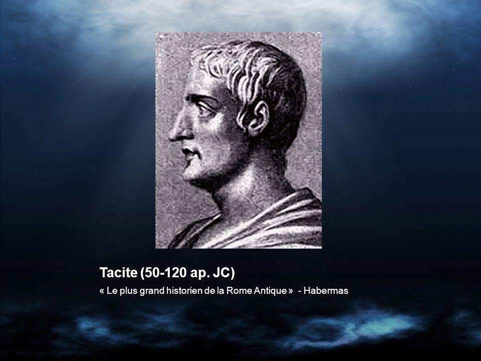 Aucun soulagement pouvant venir de lhomme, aucune des bontés quun prince pourrait dispenser, aucune des expiations qui pourraient être offertes aux dieux ne suffirent à dégager Néron de linfamie de la rumeur selon laquelle il avait ordonné lembrasement, lincendie de Rome.