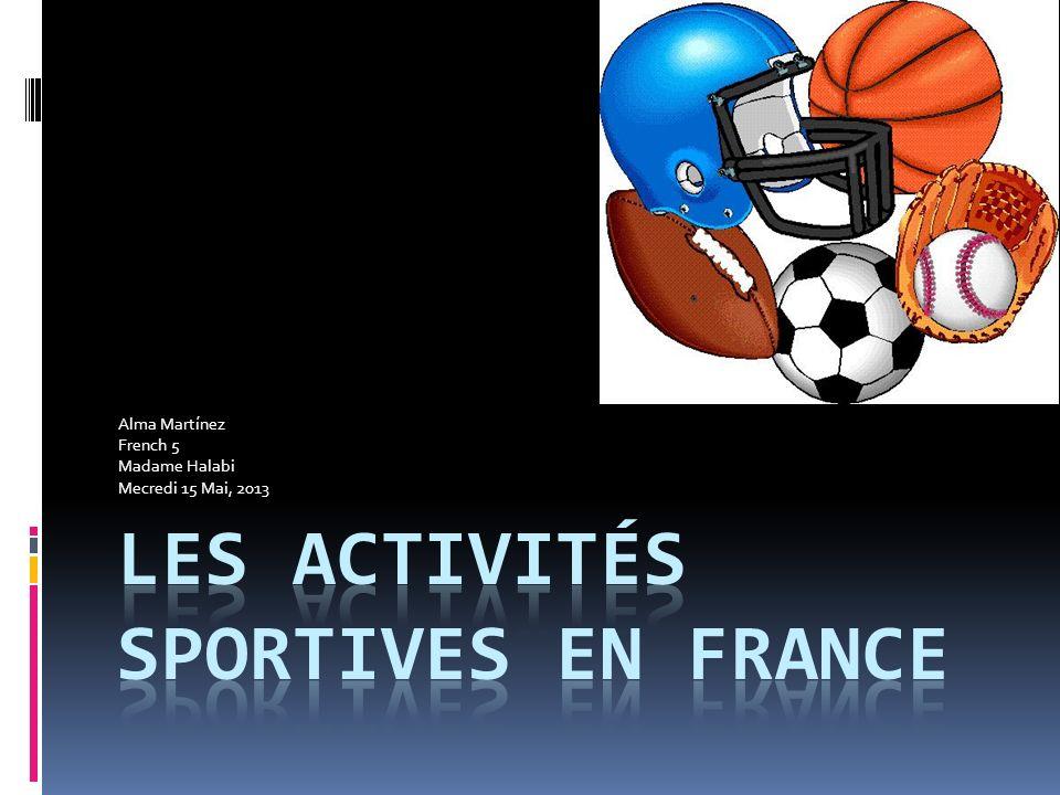 Linforamtion Sport en France sont aussi importants pour la culture française comme des croissants et du vin rouge.