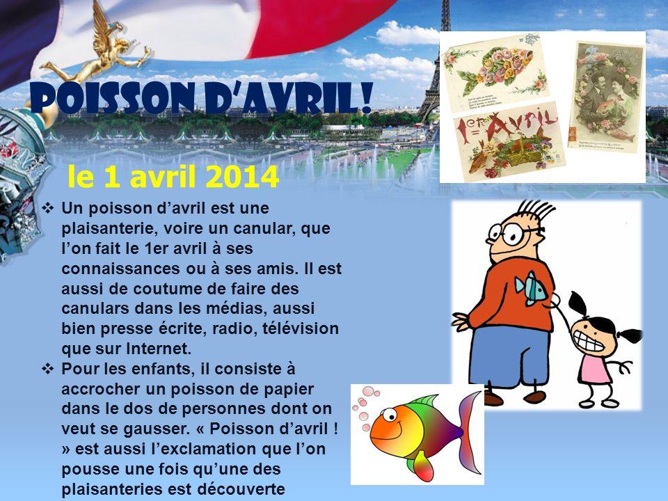 POISSON DAVRIL.