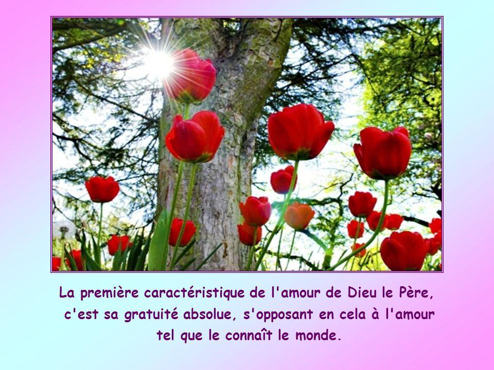 « Si vous aimez ceux qui vous aiment, quelle reconnaissance vous en a-t on ? Car les pécheurs aussi aiment ceux qui les aiment ».
