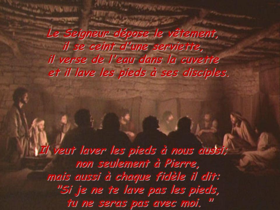 Traduction en français: by Paroisse St Laurent Yopougon-Kouté Mais si tu te tournes pour nous regarder, nous cueillons, dans la lumière de tes yeux, une étincelle du mystère insondable qu aujourd hui nous pèse sur le coeur et qui est dévoilé sur ton visage d amour.Amen.