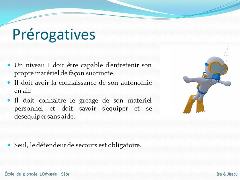 Conseil École de plongée L Odyssée - Sète Isa & Jissay Il existe énormément daccessoire utile ou pas, en fonction de son budget ou de ses envies.
