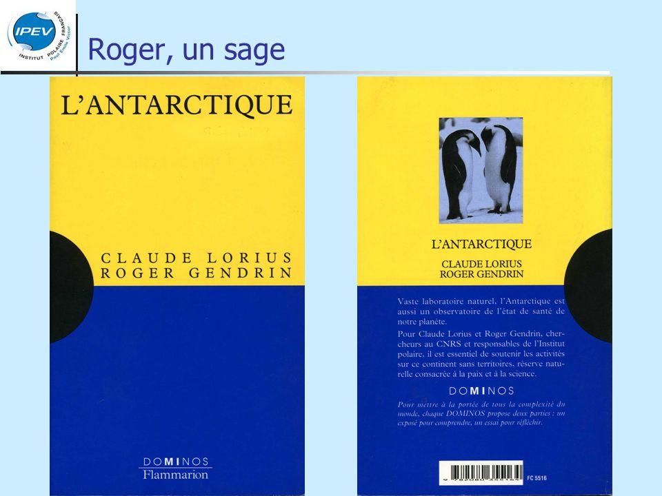 Roger, un sage