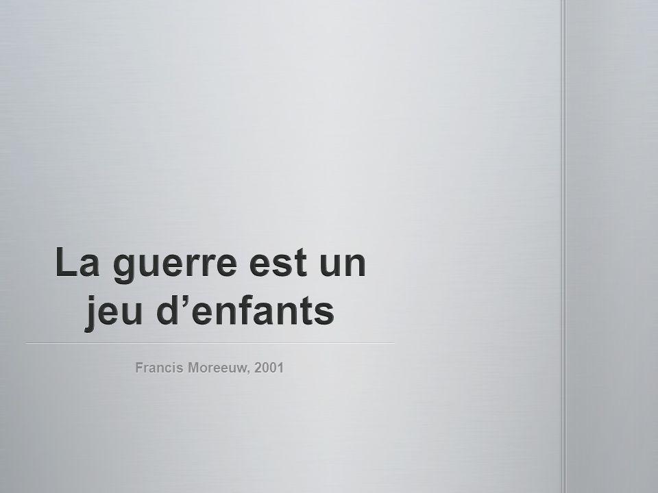 Francis Moreeuw, 2001