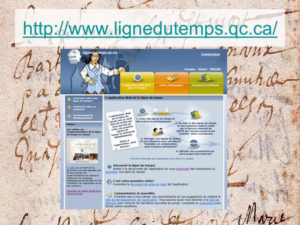 http://www.lignedutemps.qc.ca/