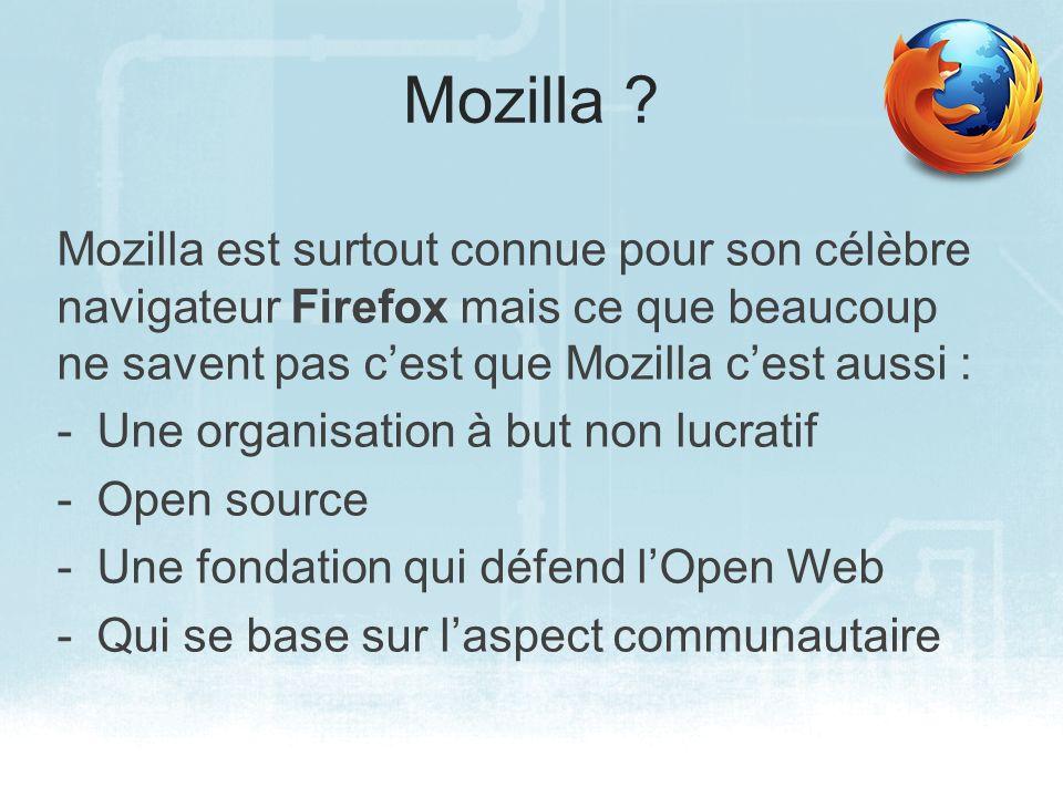 Mozilla Algérie - Communauté officielle