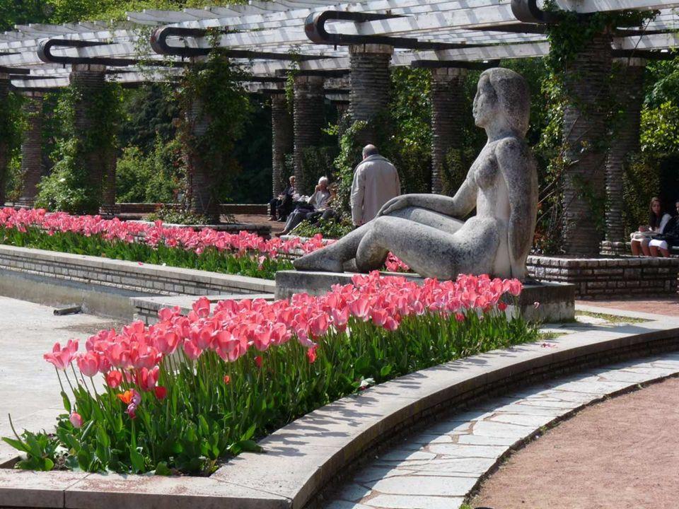 Le Parc de le tête dOr est un parc urbain de LYON, lun des plus grand de France. Œuvre des frères Denis et Eugène Bühler, le parc a été ouvert dès 185