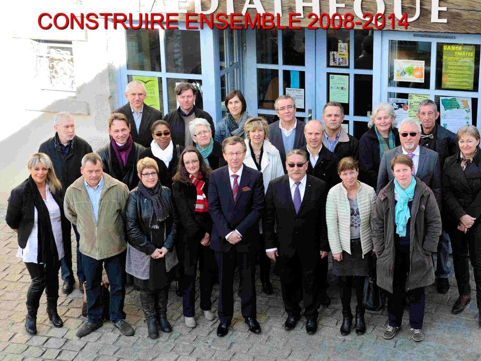 CONSTRUIRE ENSEMBLE 2008-2014