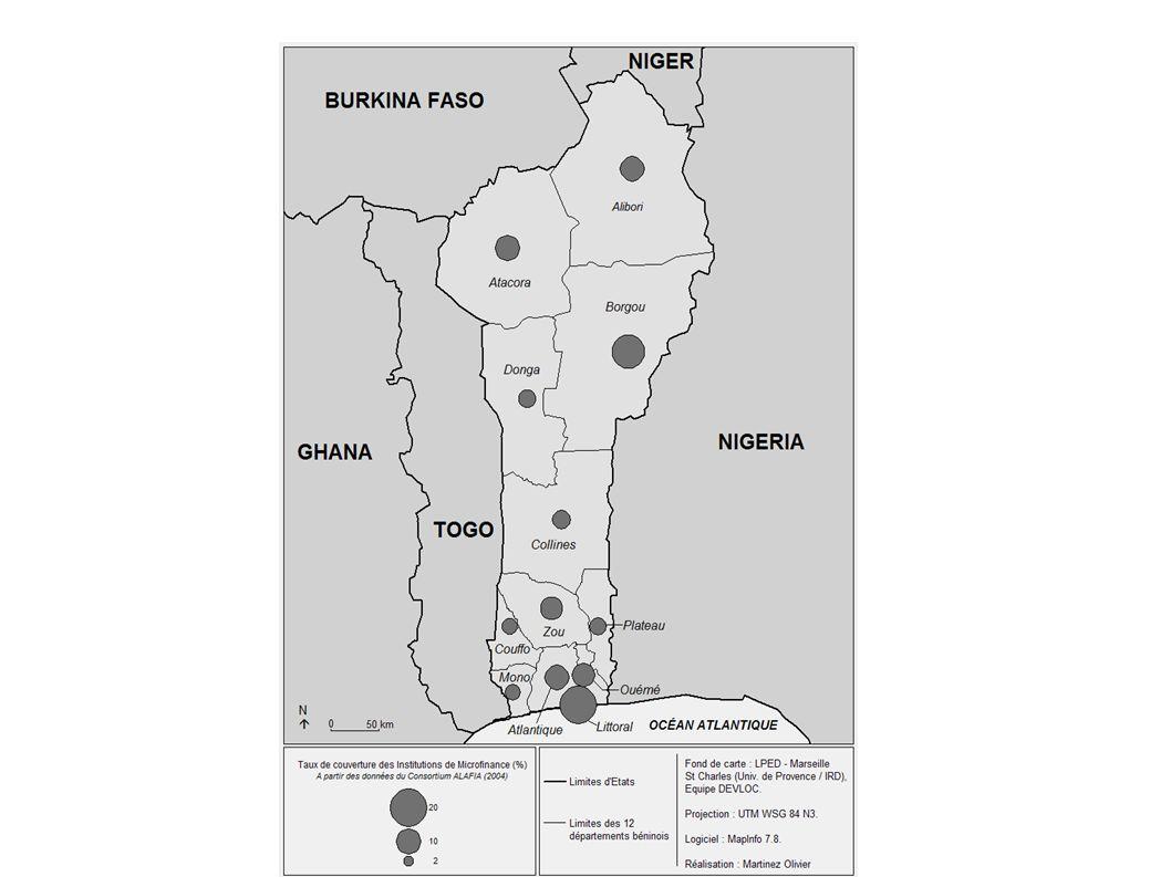 2) Un impact limité sur la création d emplois Microfinance : effets mitigés sur la lutte contre la pauvreté I.