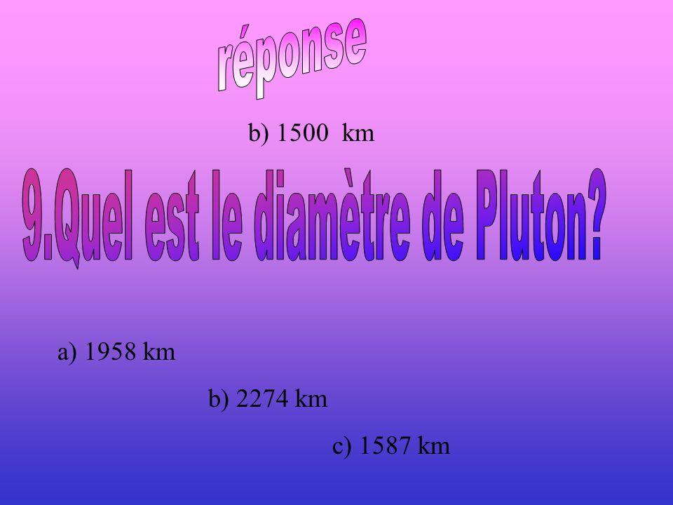 b) 1500 km a) 1958 km b) 2274 km c) 1587 km
