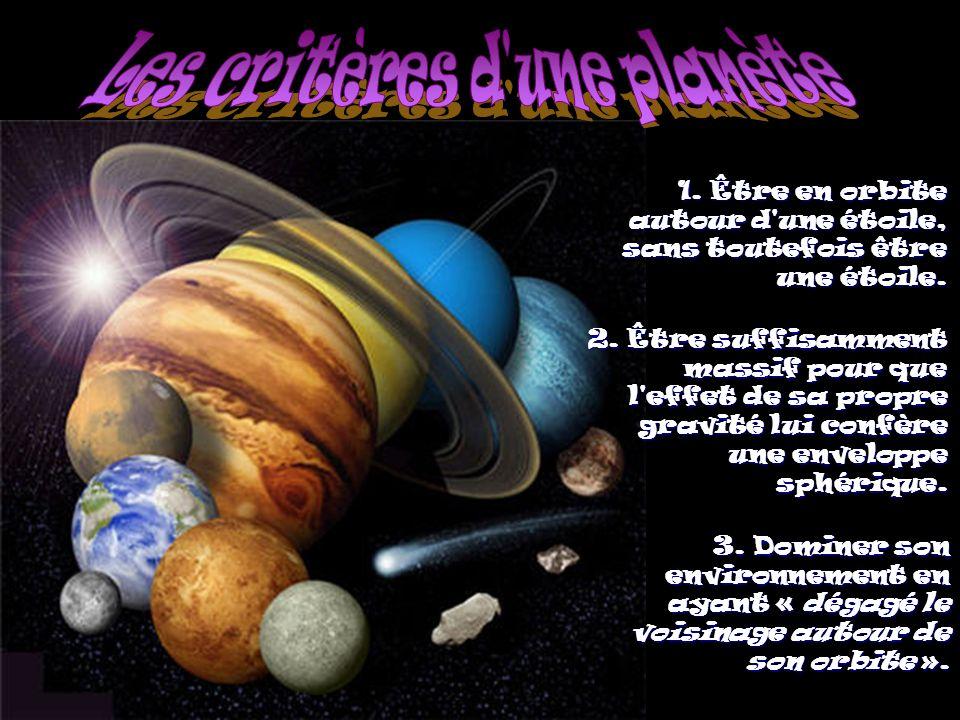 Pluton est un astre plus petit que la Lune.