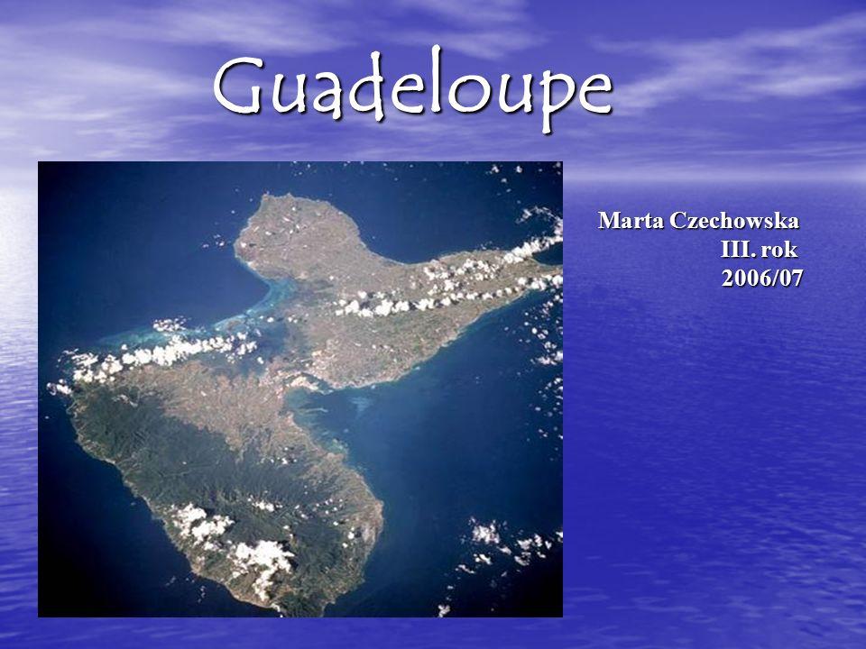Novembre 1493 : Christophe COLOMB aborde les côtes de l île, lors de son deuxième voyage, Novembre 1493 : Christophe COLOMB aborde les côtes de l île, lors de son deuxième voyage, et la baptise Guadeloupe nom d un monastère espagnol dEstrémadure.