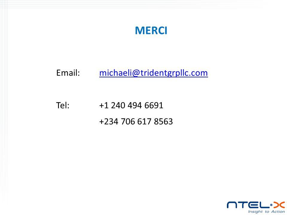 Email:michaeli@tridentgrpllc.commichaeli@tridentgrpllc.com Tel:+1 240 494 6691 +234 706 617 8563 MERCI