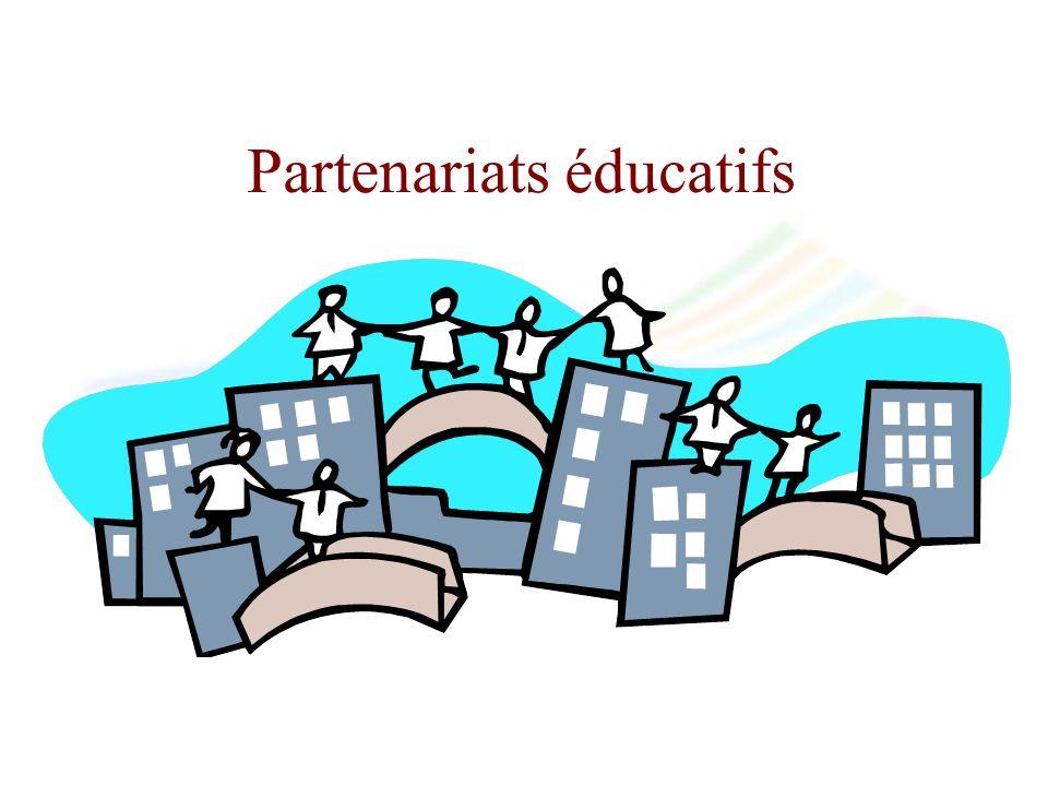 Partenariats éducatifs
