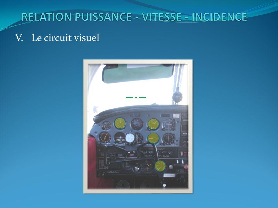 V.Le circuit visuel