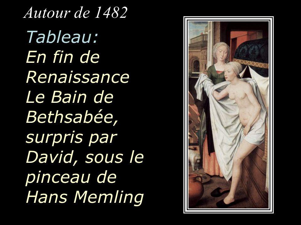 3ème partie Après les kabbalistes place aux peintres, écrivains, poètes… des primitifs Flamands (1482 Memling) à 1575 Véronèse Govert Flinck 1659