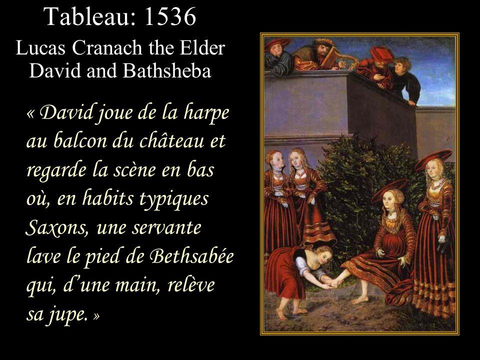 « Les œuvres de Raphaël se reconnaissent par l'ovalité des visages. Le style de Raphaël se caractérise par une utilisation presque égale du dessin et