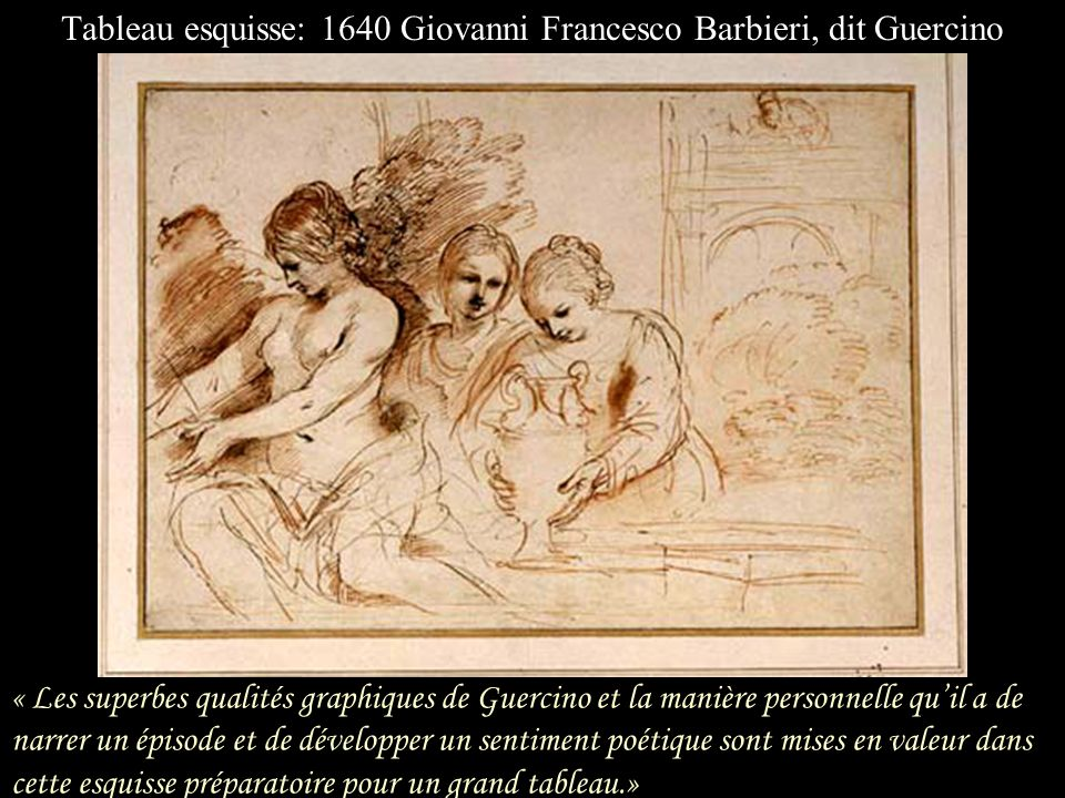5ème partie de 1640 Guercino à 1832 Karl Brulloff Matthaeus Merian the Elder 1625