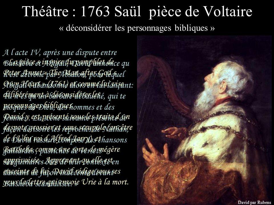 « Les peintres du Rococo comme Jean-François de Troy ou Carle Vanloo font du bain de Bethsabée une scène légère et galante dans l'esprit de leur mouve