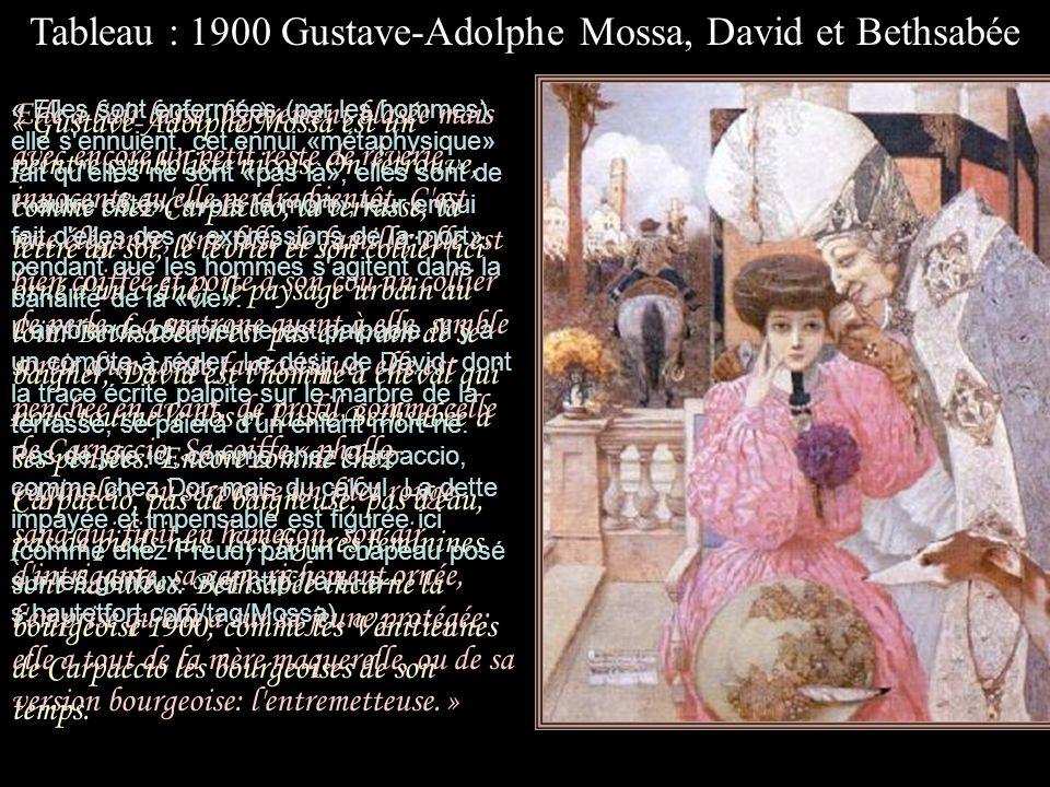 « Jean-Léon Gérôme, emblématique de la peinture académique du Second Empire, représenta souvent des scènes orientales ainsi que des thèmes chers aux n