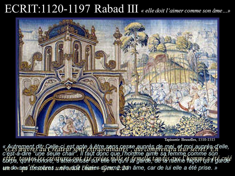 « Les œuvres de Raphaël se reconnaissent par l ovalité des visages.