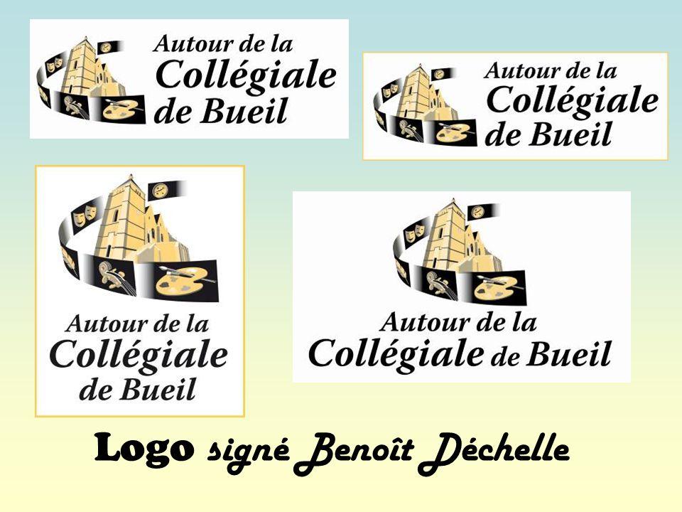 Logo signé Benoît Déchelle
