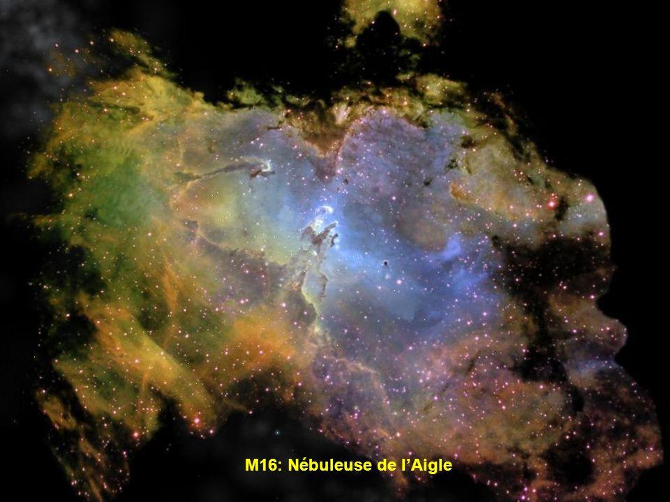 M16: Nébuleuse de lAigle