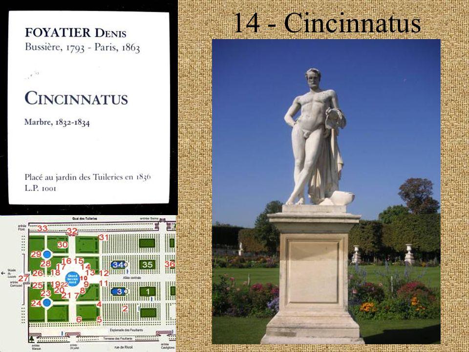 14 - Cincinnatus